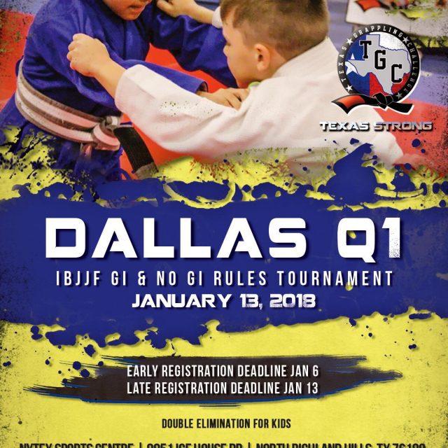 Dallas Championships January 13